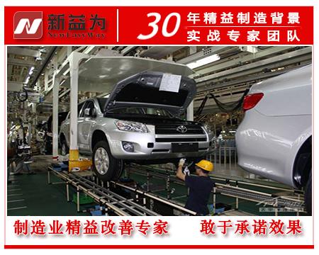 汽车精益生产