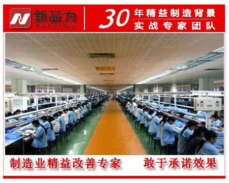 精益生产劳动力管理