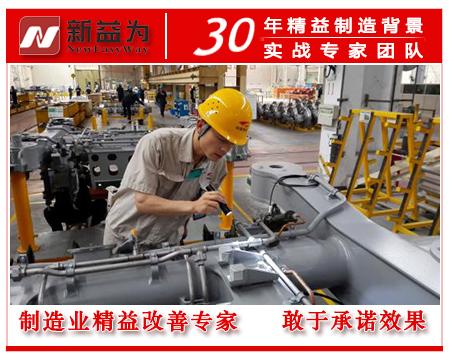 装备制造业精益生产应用