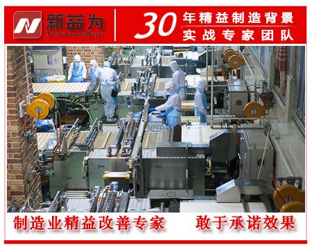 制造业精益生产
