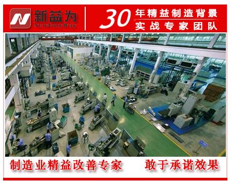 制造业精益生产之路