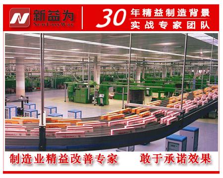 卷烟厂精益生产管理实施
