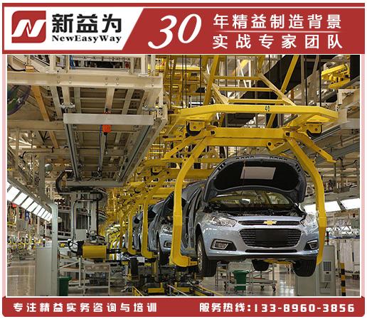 汽车企业精益生产