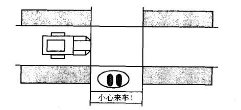 通道提示标志—失误过滤器